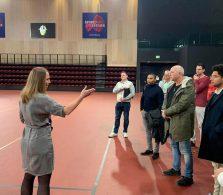 Eerste businessclub bijeenkomst in Sportcampus
